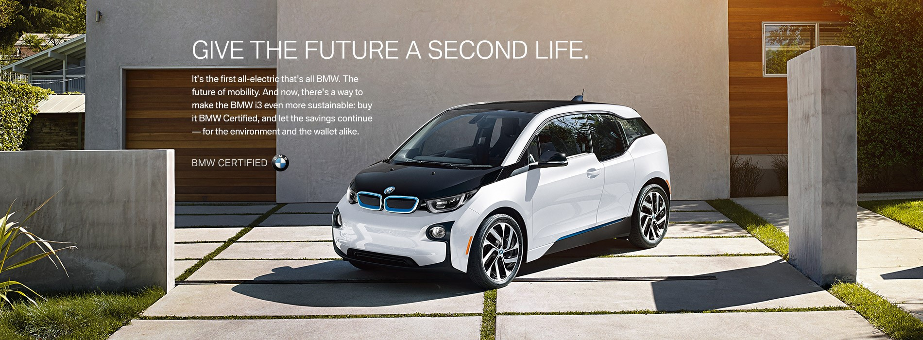 BMW i3 Certified Pre-Owned Vehicles
