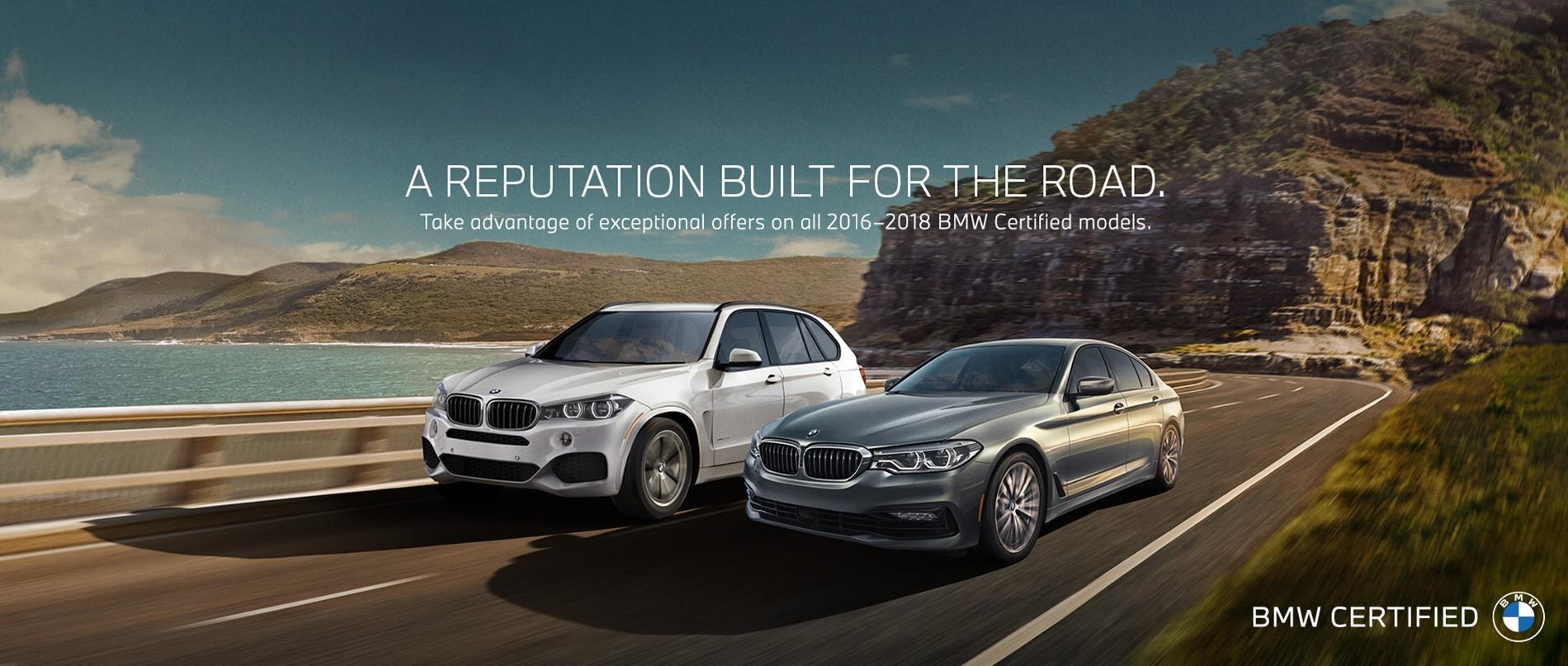 Used BMW, BMW Certified, Pre Owned BMW