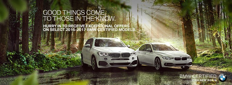BMW Pre Owned >> Bmw Certified